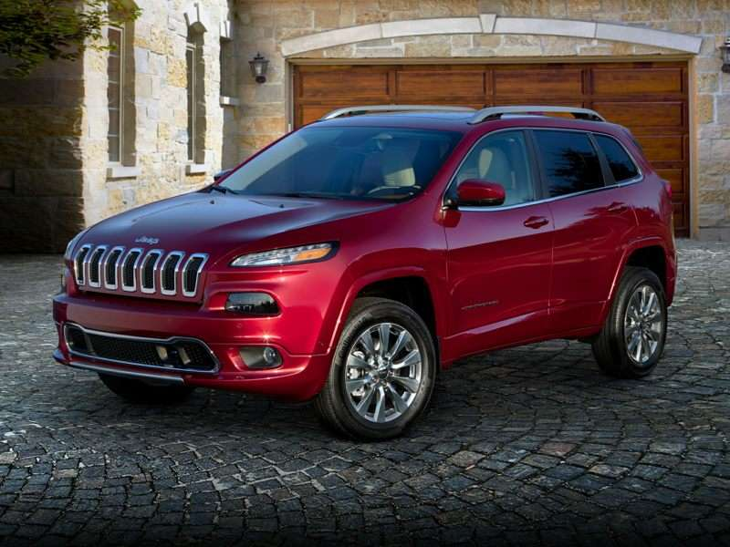 2018 Jeep Cherokee Pictures Including Interior And Exterior Images Suvs With Great Gas Mileage