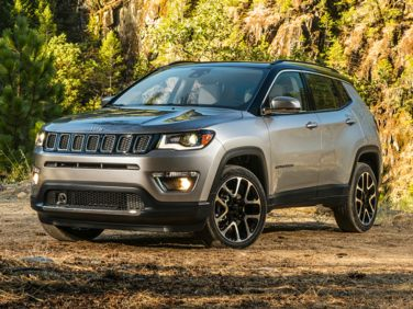 2018 Jeep Compass Models Trims Information And Details