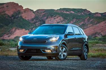 Research the 2018 Kia Niro Plug-In Hybrid