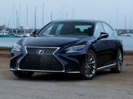 2018 Lexus LS 500h Base 4dr Rear-wheel Drive Sedan