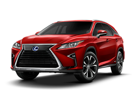 2018 Lexus RX 450hL Premium 4dr All-wheel Drive