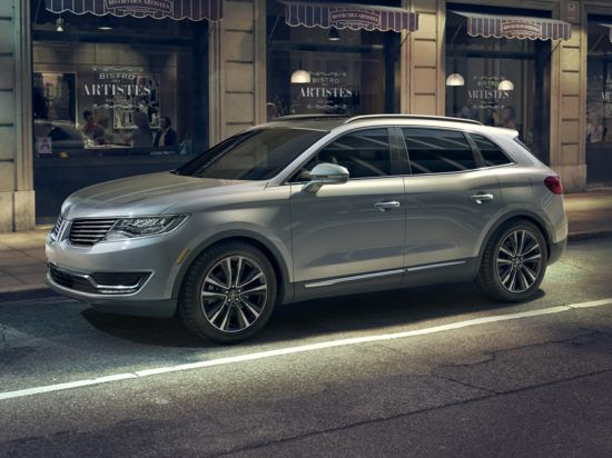 2018 Lincoln Mkx Models Trims Information And Details Autobytel Com