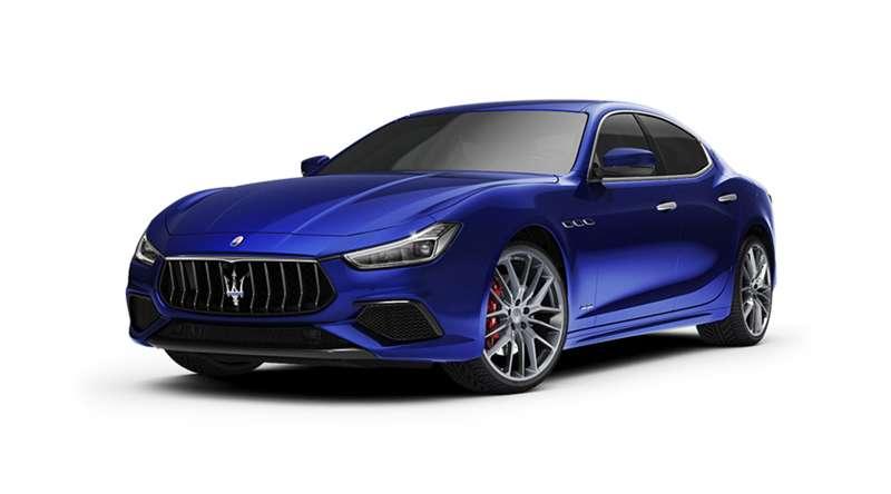 2018 Maserati