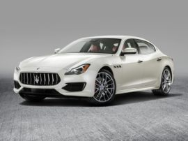 2018 Maserati Quattroporte S Q4 4dr All-wheel Drive Sedan