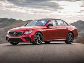 2018 Mercedes-Benz AMG E 43 Base AMG E 43 4dr All-wheel Drive 4MATIC Sedan