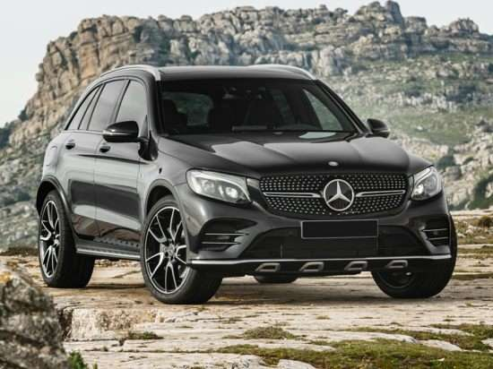 2018 Mercedes-Benz AMG GLC 43