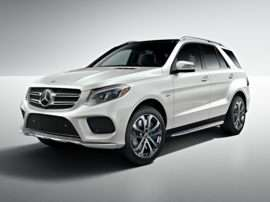 2018 Mercedes-Benz GLE 550e Plug-In Hybrid
