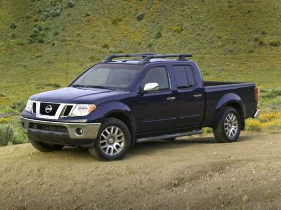 2018 Nissan Frontier S (A5) 4x4 Crew Cab Short Box Original Model Code