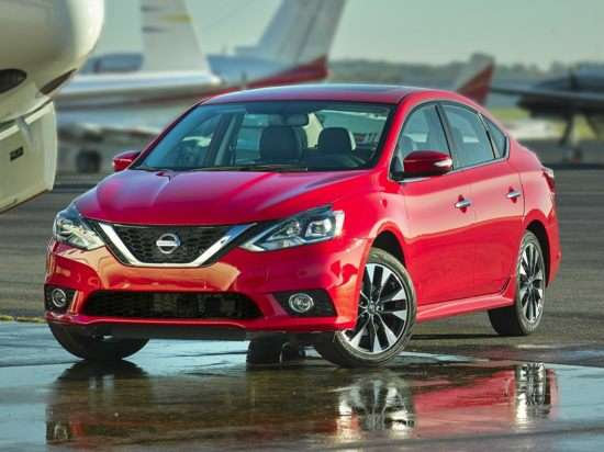 2018 Nissan Sentra Models, Trims, Information, and Details ...