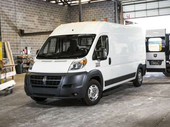 2018 RAM ProMaster 3500 Window Van
