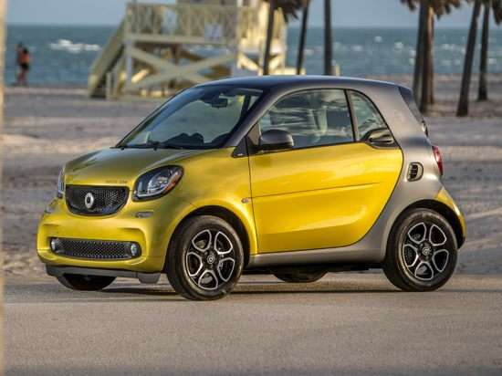 2018 Smart Fortwo Electric Drive Models Trims Information And Details Autobytel