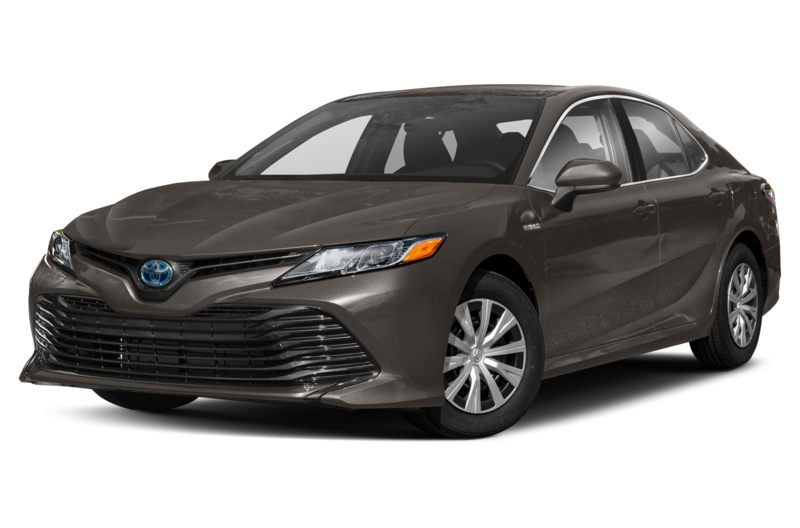 Research the 2018 Toyota Camry Hybrid