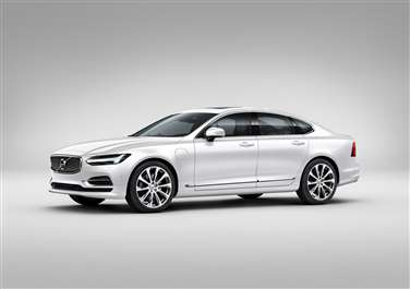 Research the 2018 Volvo S90 Hybrid
