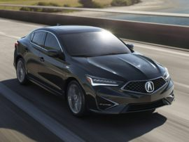 2019 Acura ILX Premium & A-SPEC Packages