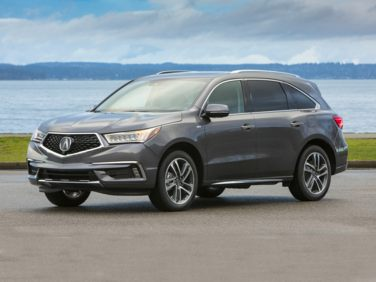 Research the 2019 Acura MDX Sport Hybrid