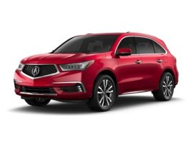 2019 Acura MDX Advance & Entertainment Pkgs AWD