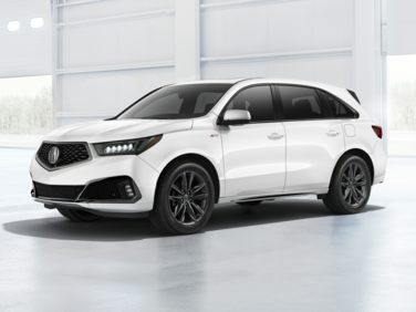 Research the 2019 Acura MDX