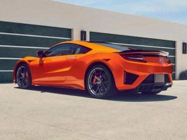 Research the 2019 Acura NSX
