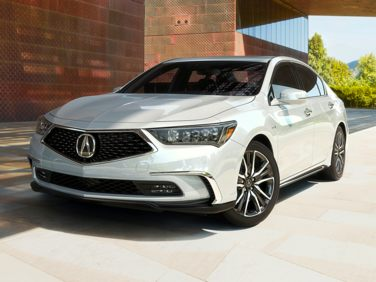 Research the 2019 Acura RLX Sport Hybrid