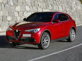 2019 Alfa Romeo Stelvio Base 4dr All-wheel Drive