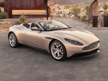Research the 2019 Aston Martin DB11