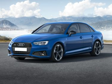 Research the 2019 Audi A4