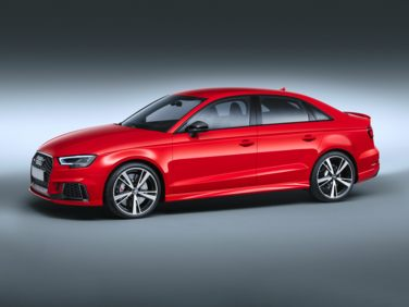 Research the 2019 Audi RS 3
