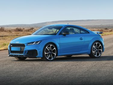 Research the 2019 Audi TT RS