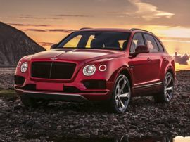 2019 Bentley Bentayga W12