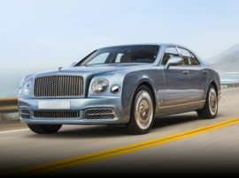 2019 Bentley Mulsanne Base Sedan