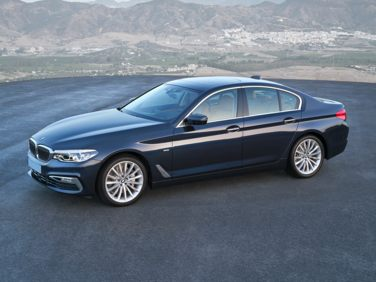 Research The 2019 Bmw 540d