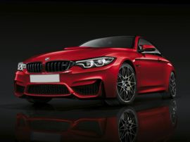 2019 BMW M4 Base 2dr Rear-wheel Drive Coupe