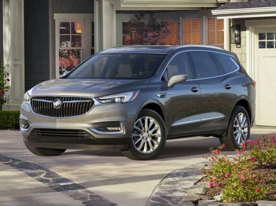 2019 Buick Enclave Models, Trims, Information, and Details | Autobytel.com