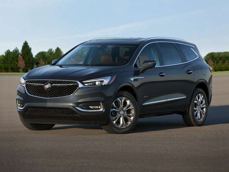 2019 Buick Enclave Pictures including Interior and ...