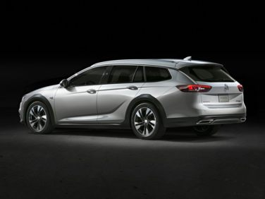 Research the 2019 Buick Regal TourX