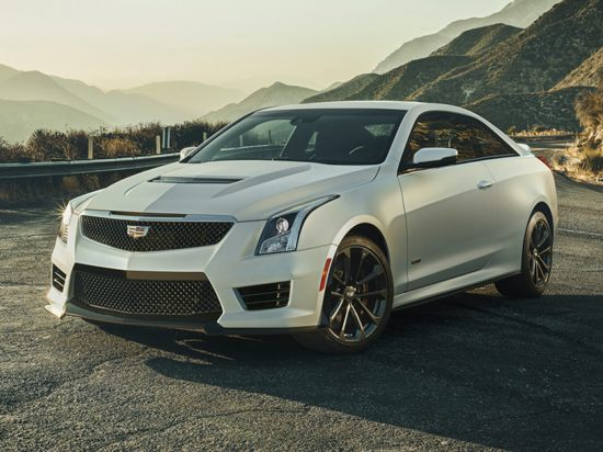 2019 Cadillac ATS-V Models, Trims, Information, and ...