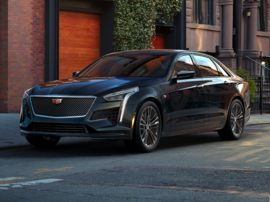 2019 Cadillac CT6-V 4.2L Blackwing Twin Turbo 4dr All-wheel Drive Sedan