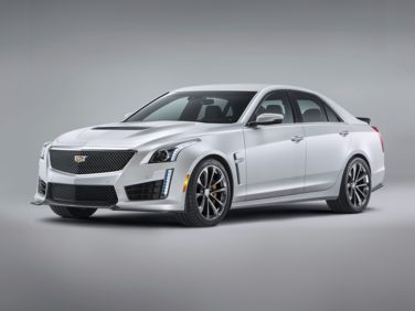 Research the 2019 Cadillac CTS-V