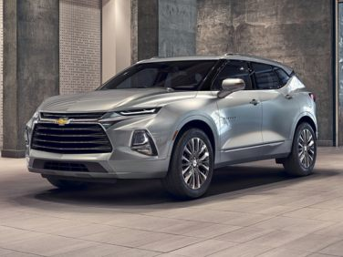 2019 Chevrolet Blazer Gas Mileage Mpg And Fuel Economy Ratings