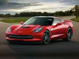 2019 Chevrolet Corvette Stingray 2dr Coupe