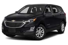 2019 Chevrolet Equinox LT All-wheel Drive