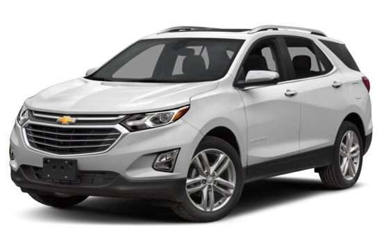 2019 Chevrolet Equinox Models, Trims, Information, and ...