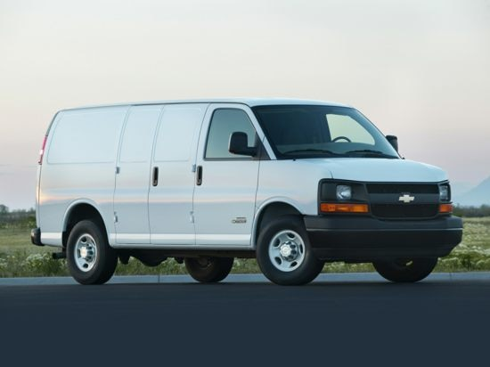 2019 Chevrolet Express 2500 Extended Cargo