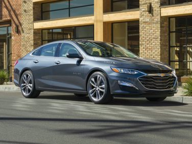 Research the 2019 Chevrolet Malibu