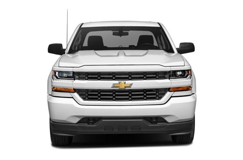 2019 Chevrolet Silverado 1500 Ld Pictures Including Interior And