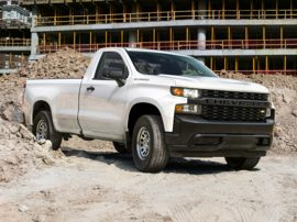 2019 Chevrolet Silverado 1500 4x2 Regular Cab