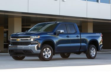 Research the 2019 Chevrolet Silverado 1500