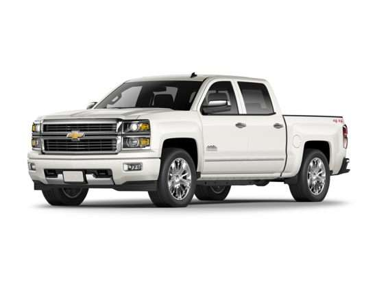 2019 Chevrolet Silverado 3500HD High Country 4x4 Long Box