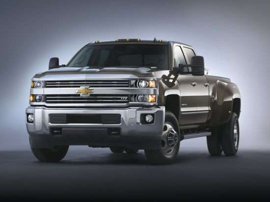 2019 Chevrolet Silverado 3500HD LTZ 4x2 Long Box Dual Rear Wheel