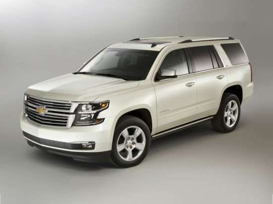 2019 Chevrolet Tahoe Models, Trims, Information, and ...